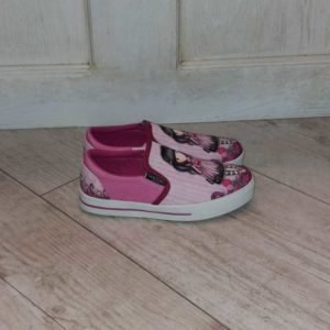 slippers gorjuss rosa granate