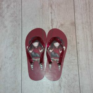 chanclas gorjuss ruby