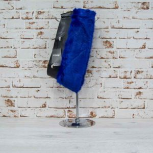 borde O bag mini eco azul
