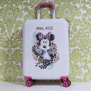 Maleta cabina Disney Minnie Mouse