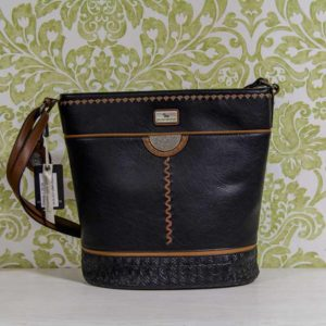 Bolso Dogs by Beluchi - negro